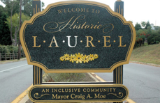 Laurel Maryland Welcome